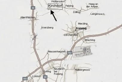 Zentrale Kirchdorf